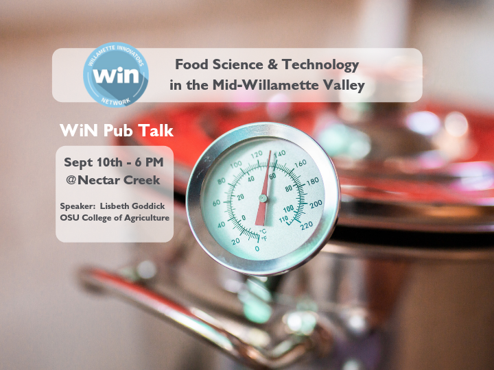 Food Science & Technology in the Mid-Willamette