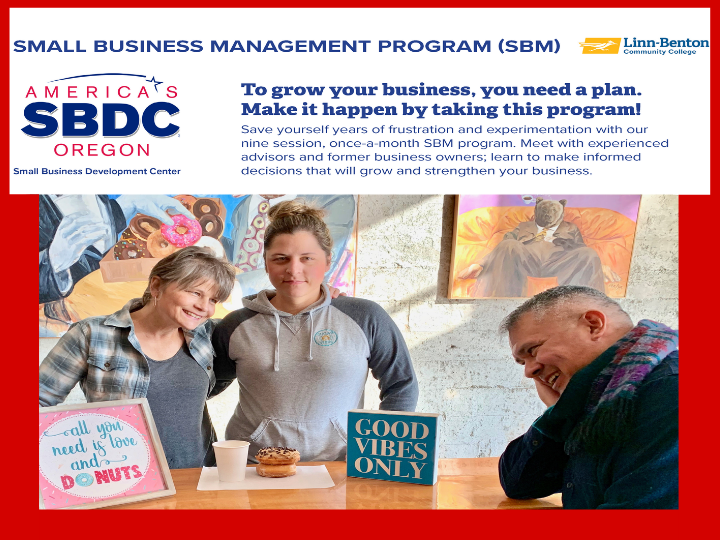 LBCC Small Business Management Program (SBM)