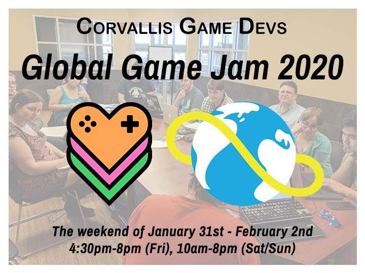 Corvallis Global Game Jam