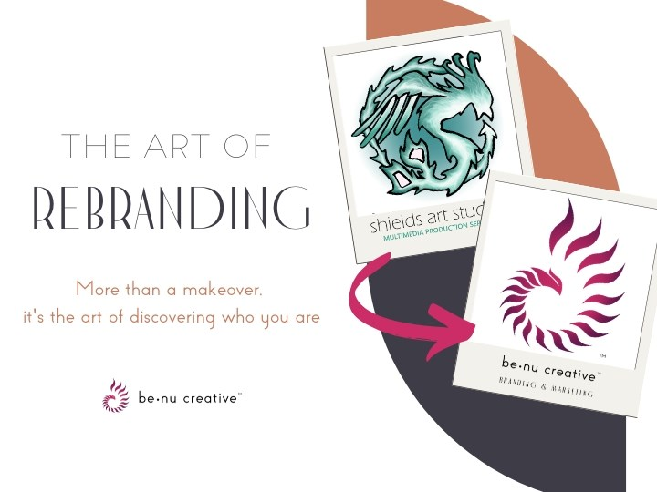 The Art of Re-Branding
