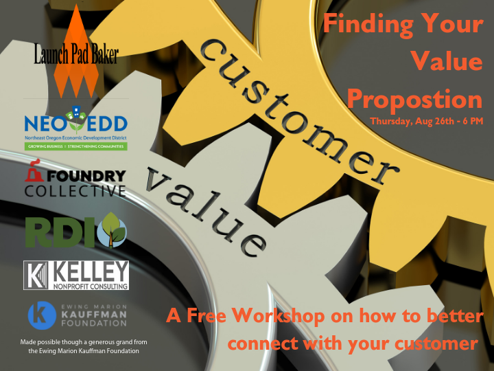 Finding Your Value Proposition - Connecting With Your Customer