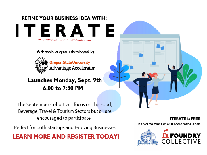 Iterate: Refine Your Business Idea in 4 Weeks